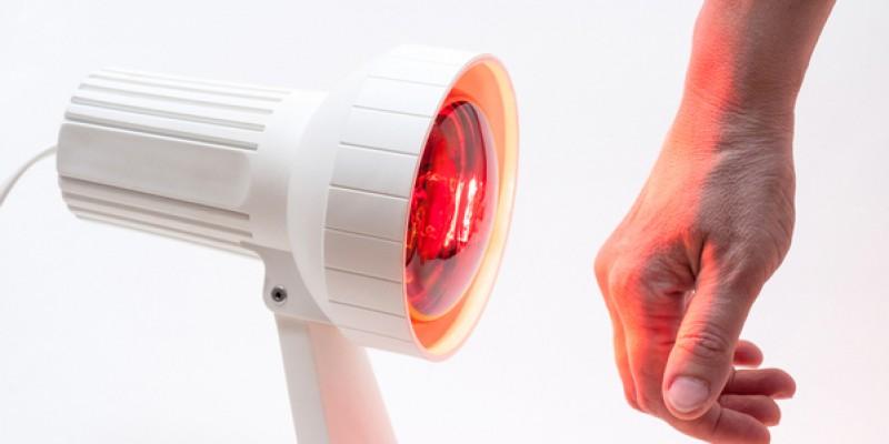 Licht- en warmtetherapie