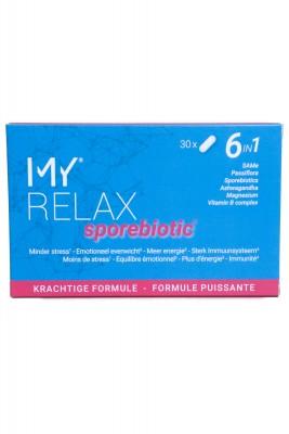 MY RELAX SPOREBIOTIC CAPS 30