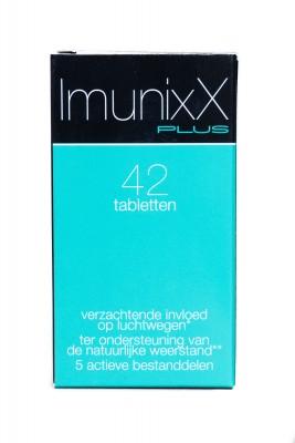 Imunixx Plus Tabl 42
