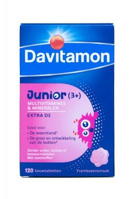 DAVITAMON JUNIOR FRAMBOOS V1 COMP 120