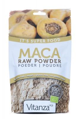 Vitanza Hq Superfood Maca Raw Bio Pdr 200g