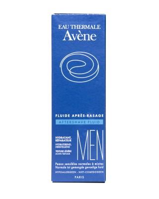 AVENE HOMME AFTERSHAVE FLUIDE NF 75ML