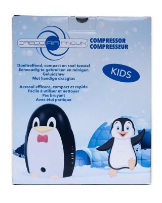 AER-CREDOPHAR AIR KIDS PINGUIN COMPRESSOR