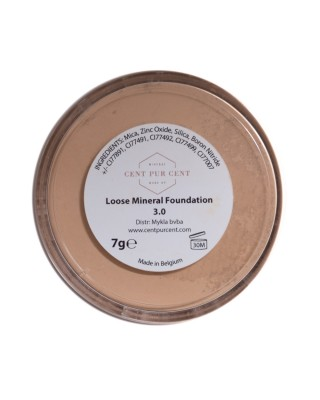 Cent Pur Cent Losse Min. Foundation Kleur 3.0 7g