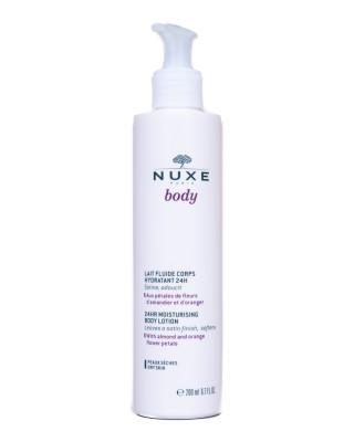 Nuxe Body Lichaamsmelk Hydra 24u Pompfl 200ml