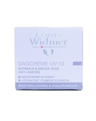 Widmer Dagcreme Uv10 Parf Pot 50ml