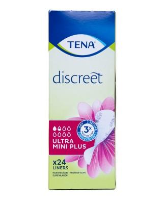 TENA DISCREET ULTRA MINI PLUS 24
