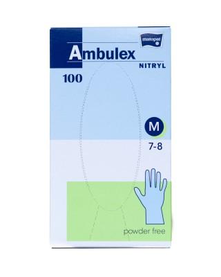 Handschoenen Ambulex M