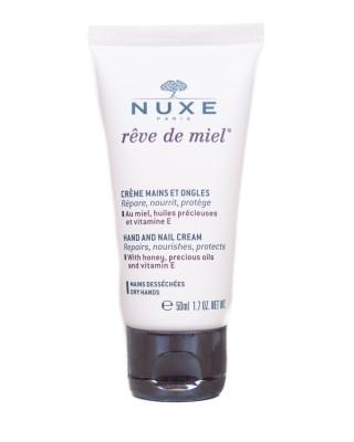 NUXE REVE DE MIEL HAND-NAGELCREME TUBE 50ML