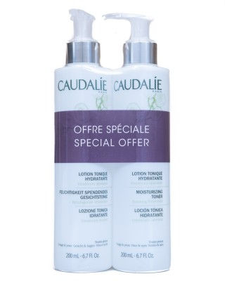 Caudalie Duo Hydraterende Tonic Lotion 2x200ml