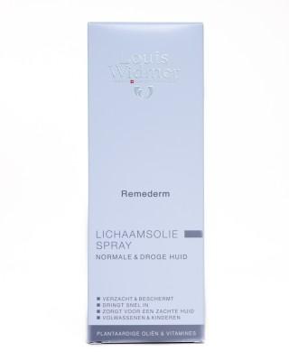 Widmer Remederm Lichaamsolie Spray Parf 150ml