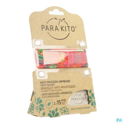 PARA'KITO WRISTBAND GRAFFIC JUN&TROP SUMMER TIME