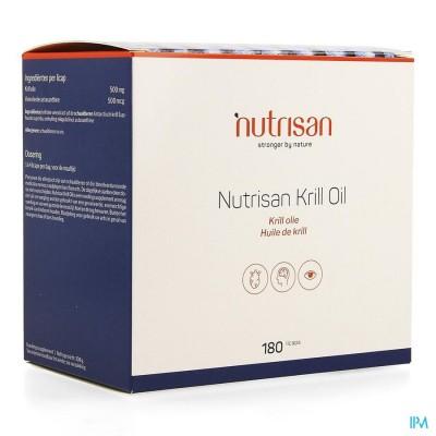 Nutrisan Krill Oil Licaps 180