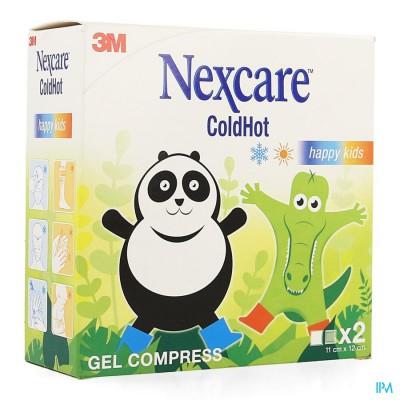 Nexcare 3m Coldhot Happy Kids Kp Gel 2 N1573kid