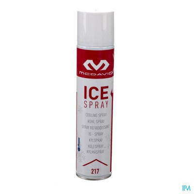 Mcdavid Ice Spray 300ml 217p