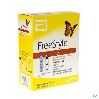 Abbott Maintenance Kit Freestyle Lite Zorgtraject