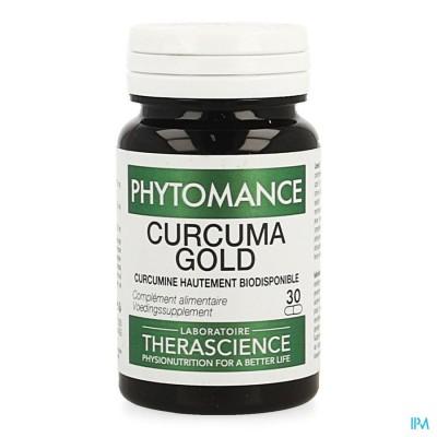 Curcuma Gold Caps 30 Phytomance Pt272
