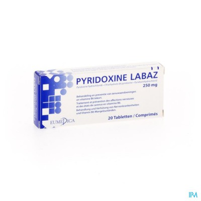 PYRIDOXINE COMP. 20X250MG