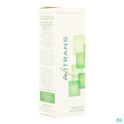 Axitrans Lotion Gevoelige Huid 50ml