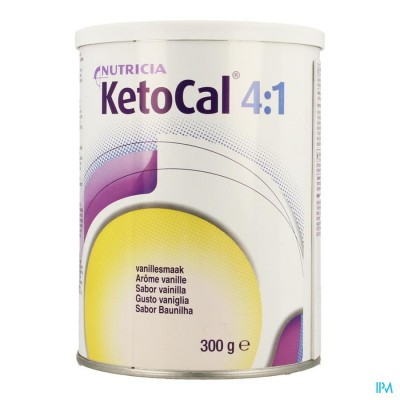 Ketocal 4/1 Vanille 300g Verv.2115335