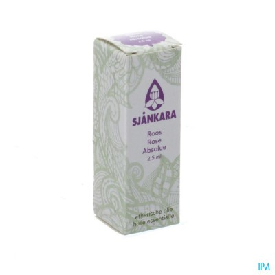 Sjankara Roos Absolue Ess Olie 2,5ml