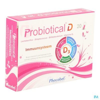 Probiotical D Gel 20