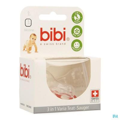 Bibi Zuigspeen Happiness Fles 5+