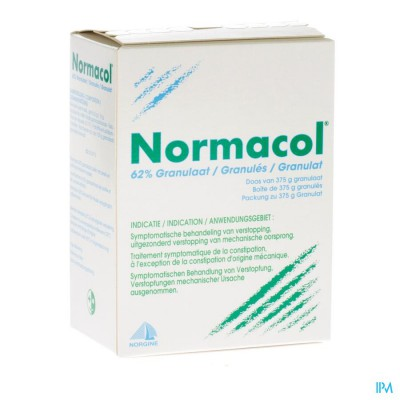 Normacol Grijs Groen 375g