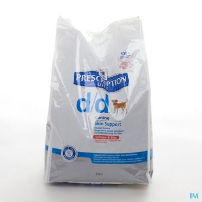 Hills Prescrip.diet Canine Dd Salm&rice 5kg 9115r