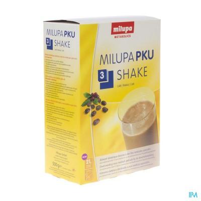 Pku 3 Shake Mokka Zakje 10x50g