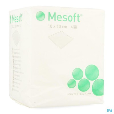 Mesoft S Kp N/st 4l 10,0x10,0cm 100 157300