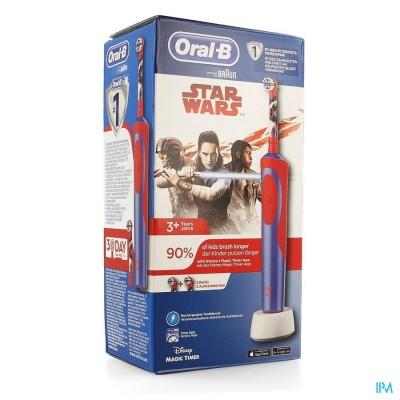 ORAL-B TANDENB. VIT. KIDS STAR WARS BOX CFR3969151