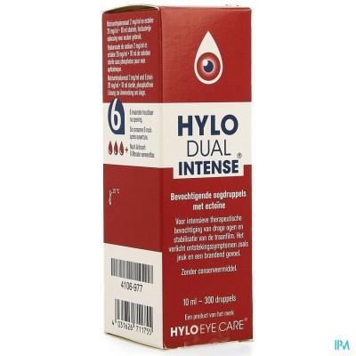 HYLO-DUAL INTENSE OOGDRUPPELS 10ML