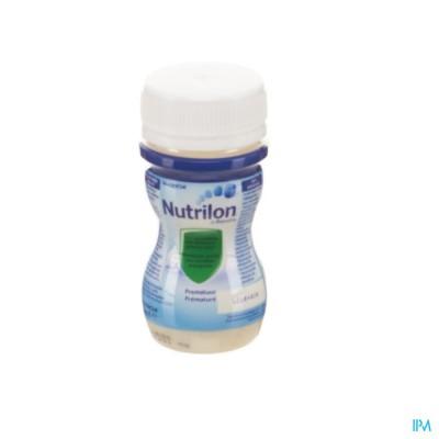 Nutrilon Prematuur Mini Flesje vloeibaar 70ml Volledige zuigelingenvoeding