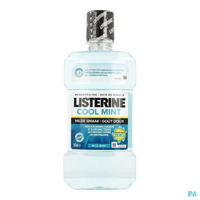 Listerine Cool Mint Mild 500ml