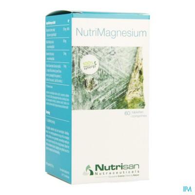 NUTRIMAGNESIUM SYNERGY COMP 60 NUTRISAN