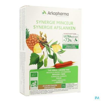 Arkofluide Synergie Afslanken Bio Amp 20