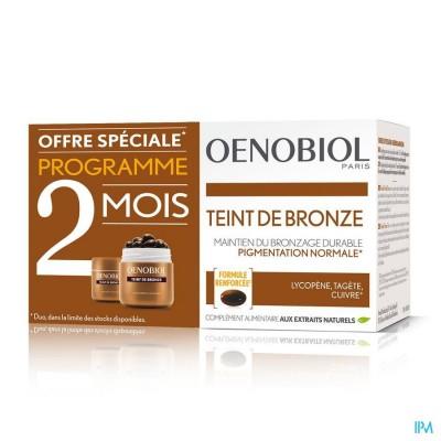OENOBIOL BRONZE TEINT CAPS 2X30