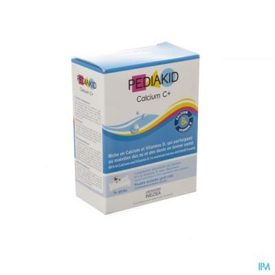 Pediakid Calcium Croissance Pdr 14