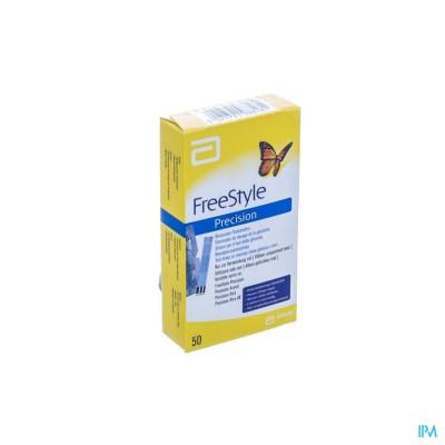 Freestyle Precision 50 strips
