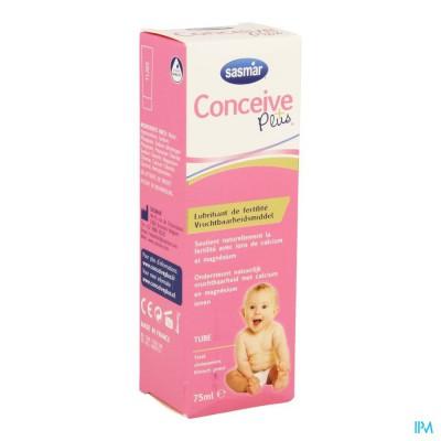 Conceive Plus Pre-conception Lubricant Tube 75ml