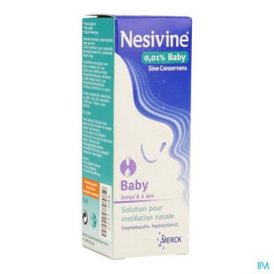 NESIVINE 0,01% SINE CONSERV BABY GUTT NAS 5ML