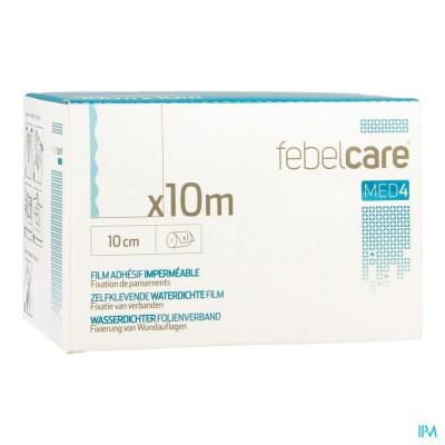 Febelcare Med4 Film Zelfklevend Wtp 10cm 10m 1