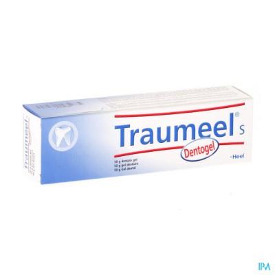TRAUMEEL S DENTOGEL 50G HEEL