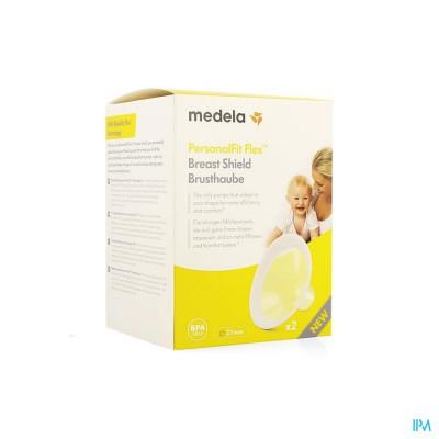 MEDELA FIT FLEX BORSTSCHILD SMALL 21MM 2