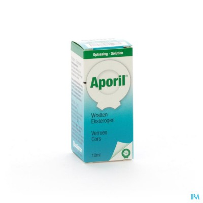 APORIL SOLUTION OPLOSSING 10 ML
