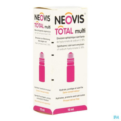 NEOVIS TOTAL MULTI SOL OPHTAL.FL 10ML CFR 3721644