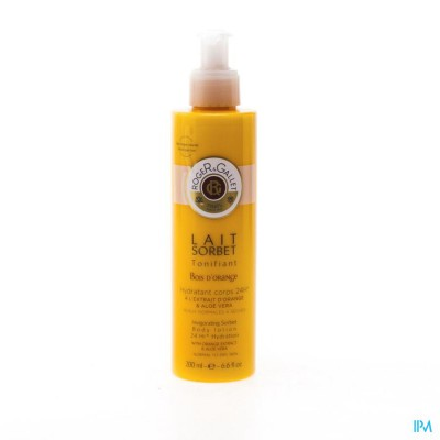 ROGER&GALLET BOIS ORANGE SORBET LICHAAMSMELK 200ML