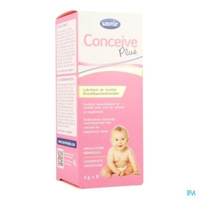 Conceive Plus Pre-conception Applicator 8x4g