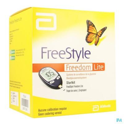 Abbott Startkit Freestyle Freedom Lite Zorgtraject